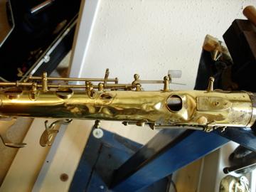 Yamaha 23 Alto Saxophone Cadaver