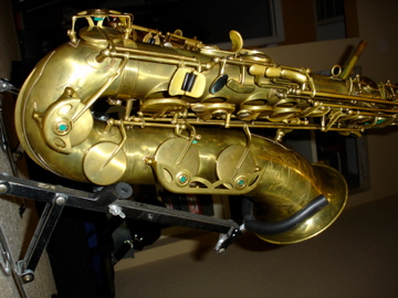 P.Mauriat System 76 Tenor Saxophone