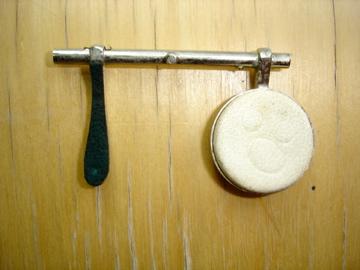 Bassoon key