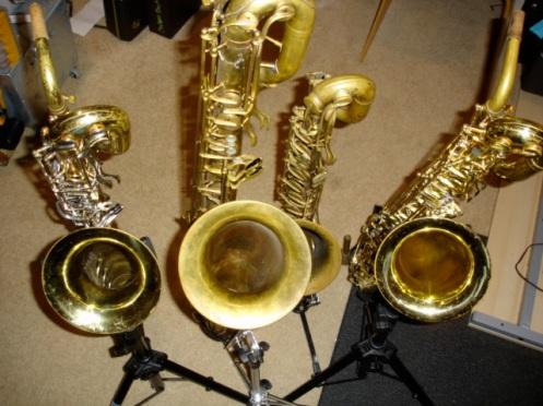 Baritone Quartet